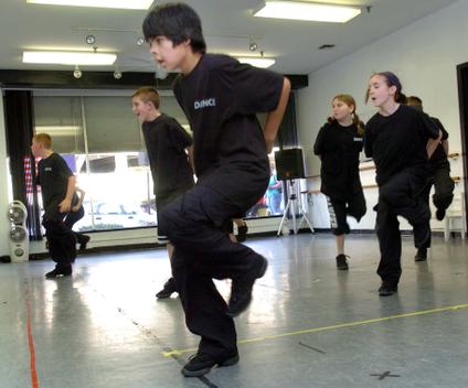 dance classes for boys in Quincy, MA