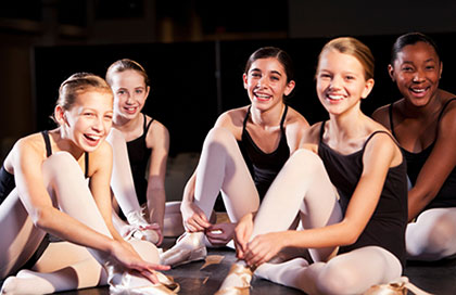 dance classes for toddlers, teens, adults in MA